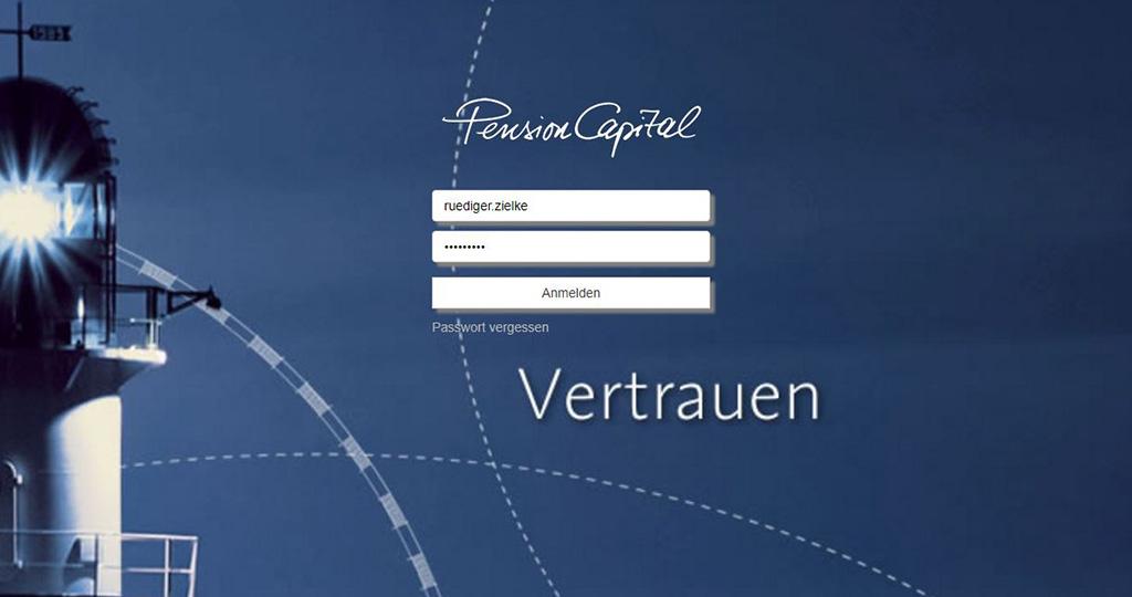 Arbeitgeber-Portal - PensionCapital - Personaler