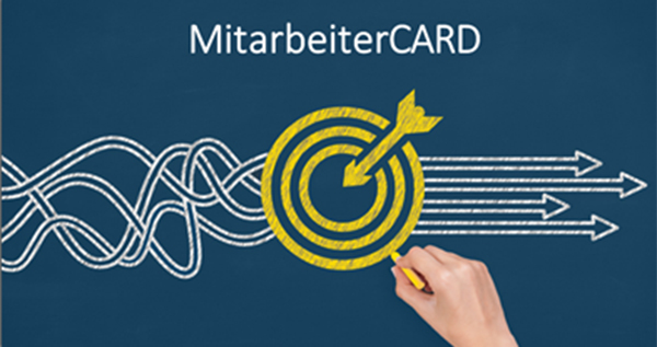 PensionCapital - Clever Vergueten - MitarbeiterCard