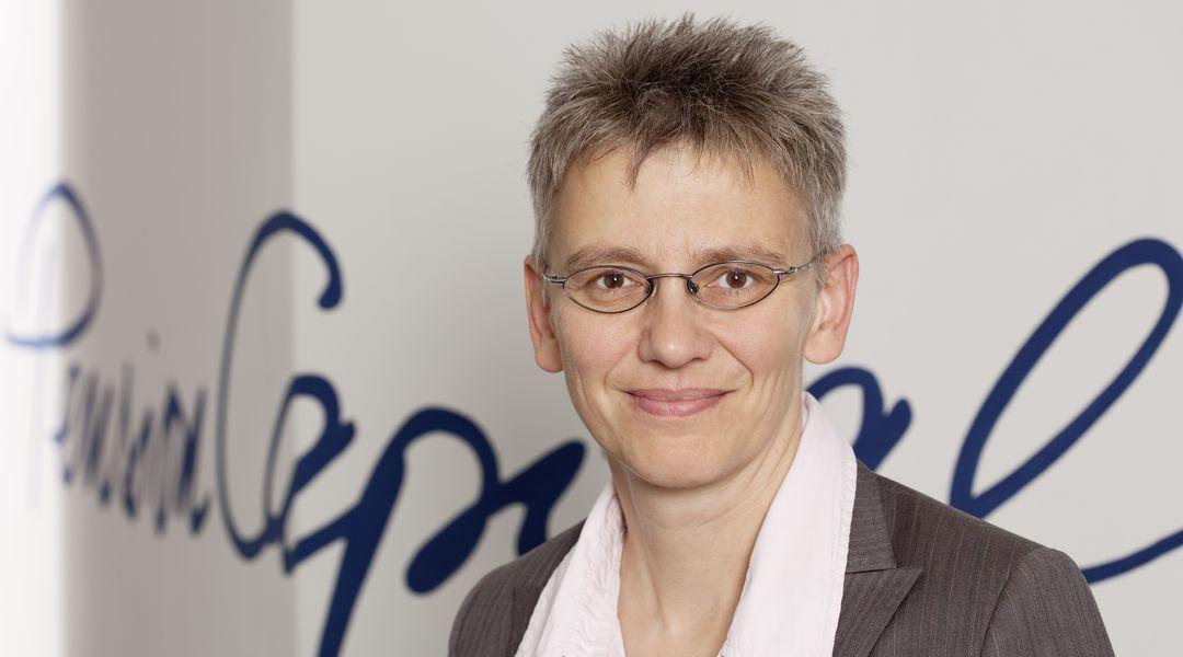 Yvonne Schill von PensionCapital informiert über Bürgerversicherung und betriebliche Zusatzleistungen
