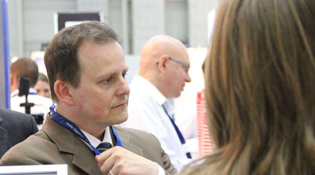 Lars Menzel im Interview auf der Personal 2016 Nord - PensionCapital GmbH
