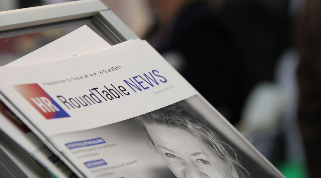 Employer Branding mit betrieblichen Zusatzleistungen und Aktuelles zur Nahles-Rente bei HR RoundTable Stuttgart