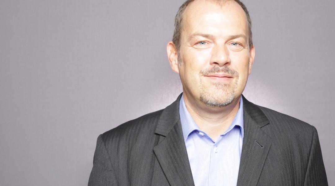 Rüdiger Zielke auf der Zukunft Personal Nord 2018 in Hamburg