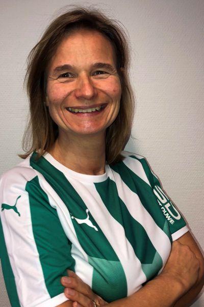 Alexandra Zielke - BremenCapitals German Chairhockey Masters 2019