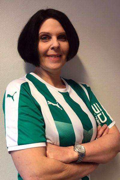 Sandra Heise - BremenCapitals German Chairhockey Masters 2019