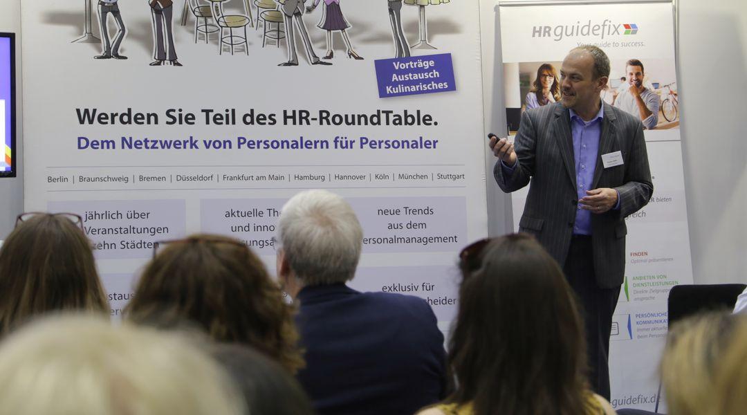 Einladung zum HR-RoundTable Extra am 12. und 13. Mai 2020