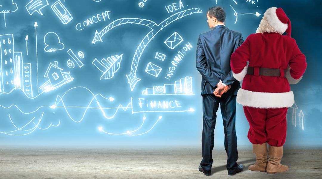 Frohe Weihnachten 2020 von PensionCapital
